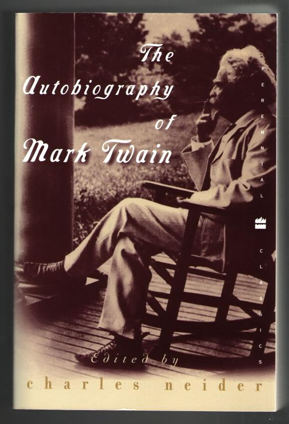 Image for The Autobiography of Mark Twain