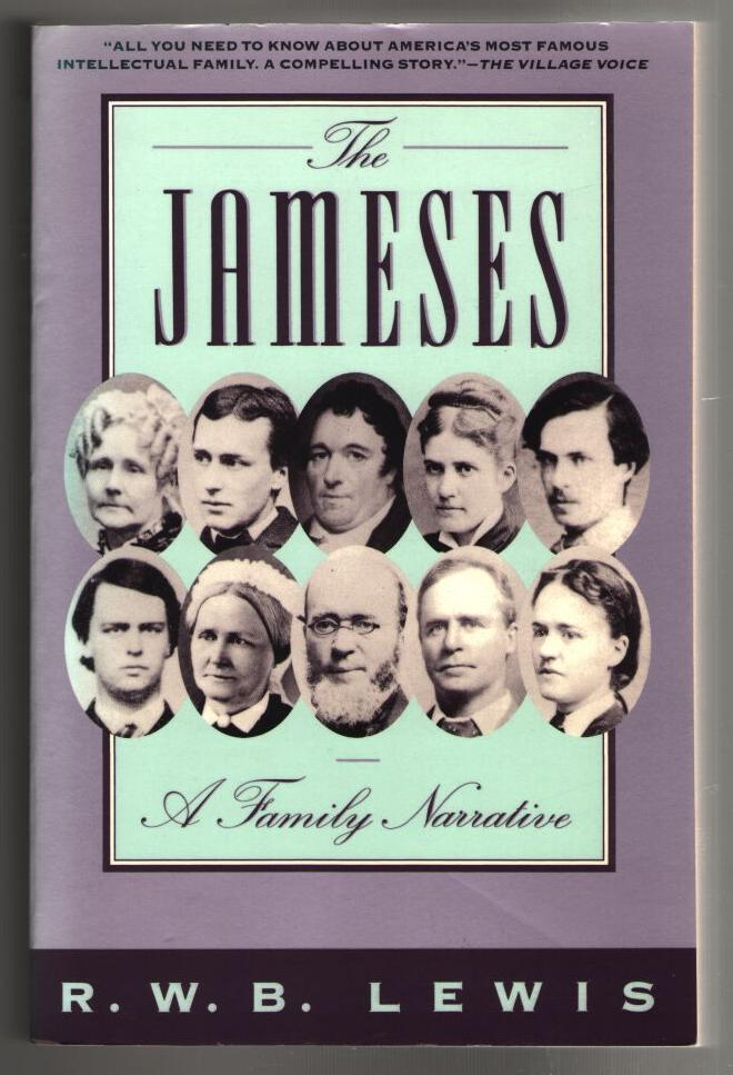 Image for The Jameses: A Family Narrative