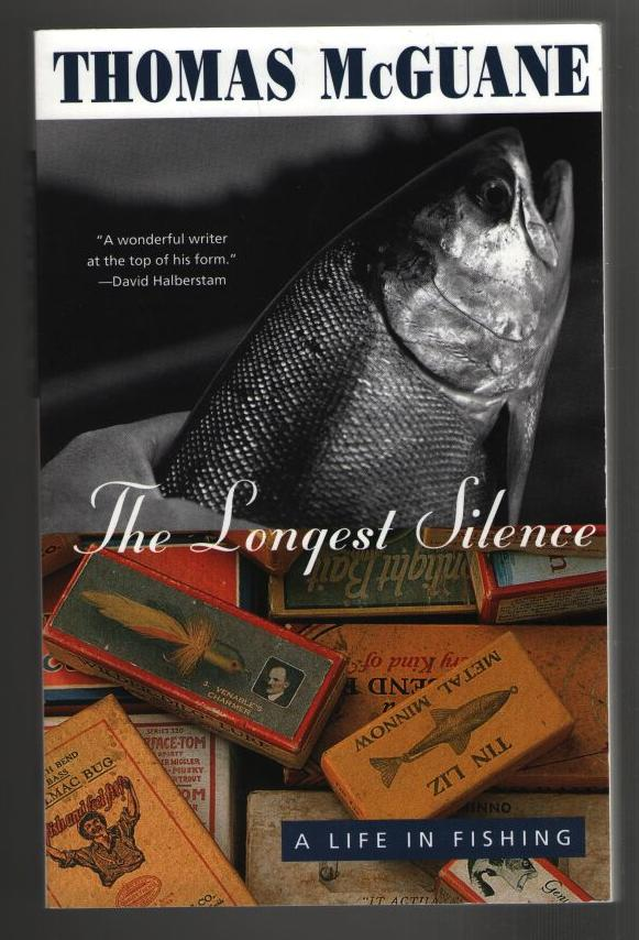Image for The Longest Silence: A Life in Fishing