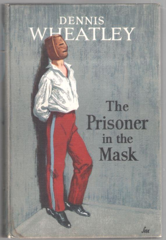 Image for The Prisoner in the Mask