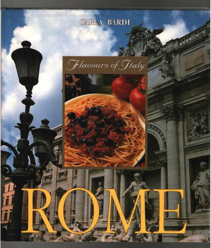 Image for Rome and the Provinces of Lazio: Flavours of Italy