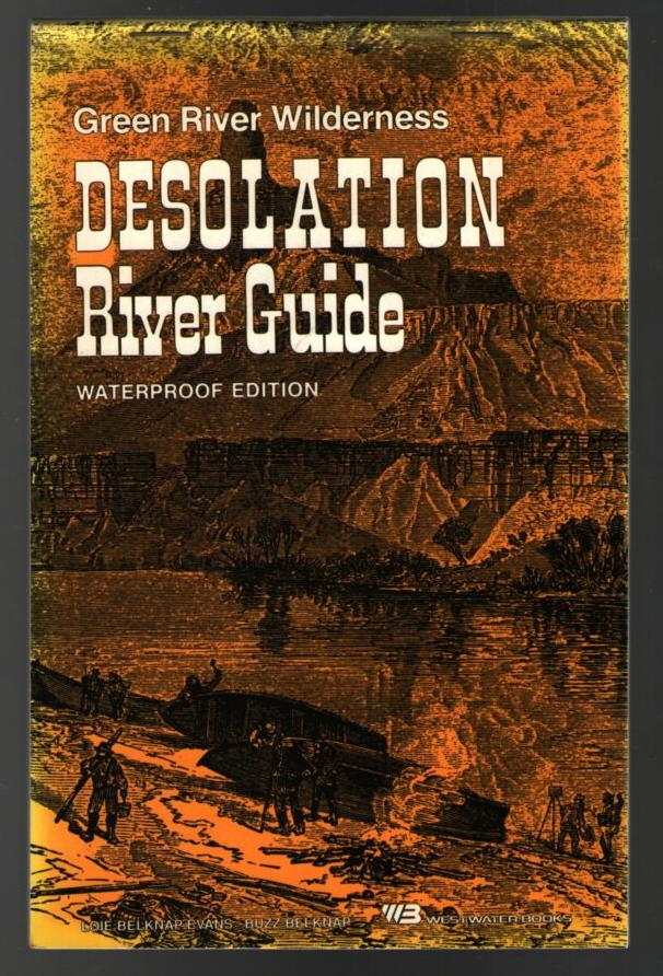 Image for Green River Wilderness Desolation River Guide (waterproof)