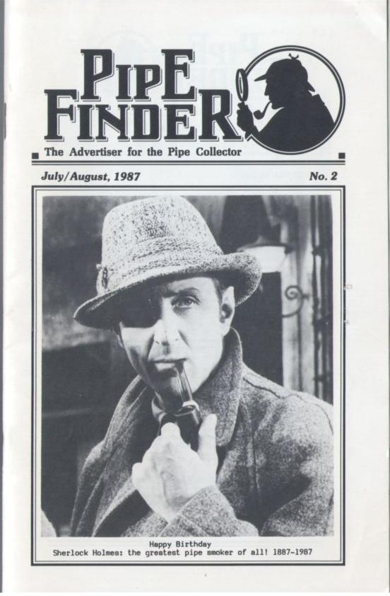 Image for Pipe Finder: The Advertiser for The Pipe Collector