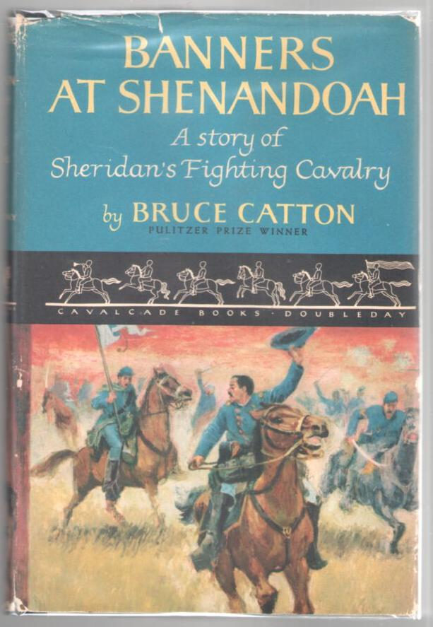 Image for Banners at Shenandoah: A Story of Sheridan's Fighting Cavalry