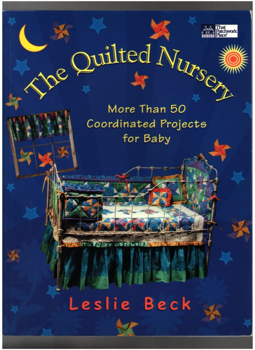 Image for The Quilted Nursery (The Patchwork Place)