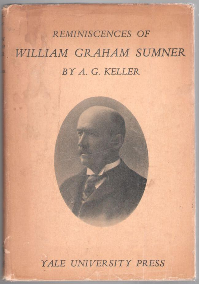 Image for Reminiscences of William Graham Sumner