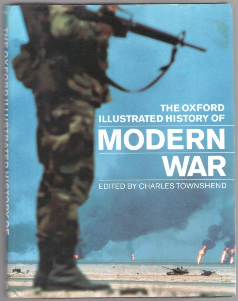 Image for The Oxford Illustrated History of Modern War