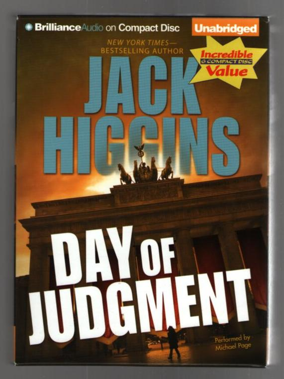 Image for Day of Judgment (audio)