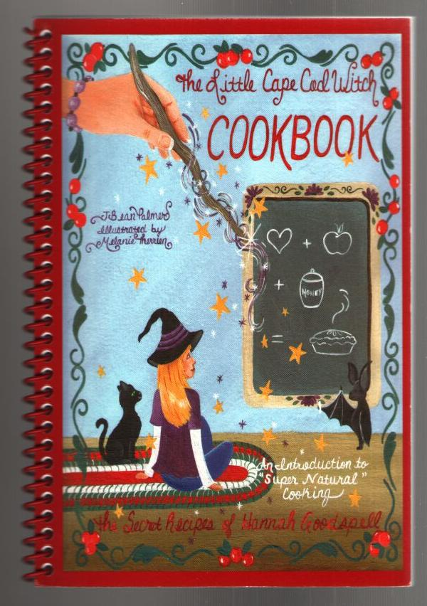 Image for The Little Cape Cod Witch Cookbook: The Secret Recipes of Hannah Goodspell