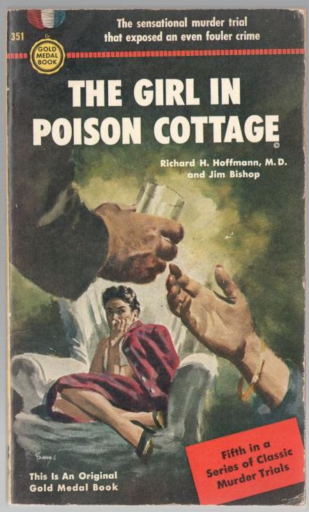 Image for The Girl in Poison Cottage
