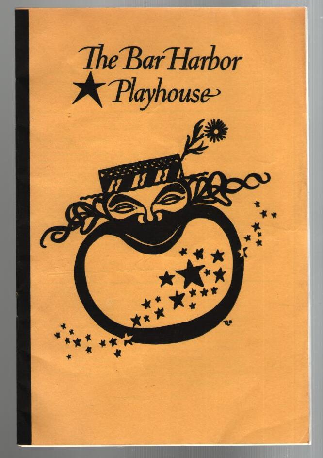 Image for The Bar Harbor Playhouse (opening  performance, Aug, 1947)