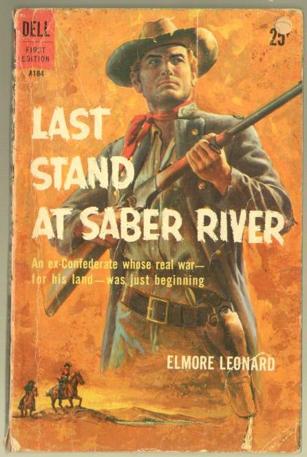 Image for Last Stand at Saber River