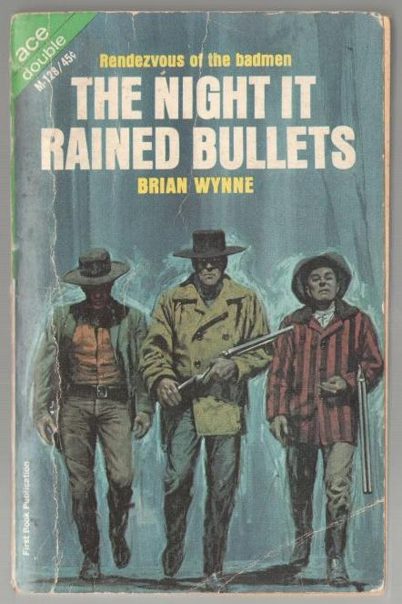 Image for The Night It Rained Bullets
