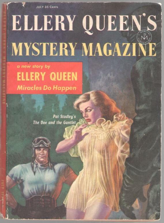Image for Ellery Queen's Mystery Magazine    7/1957