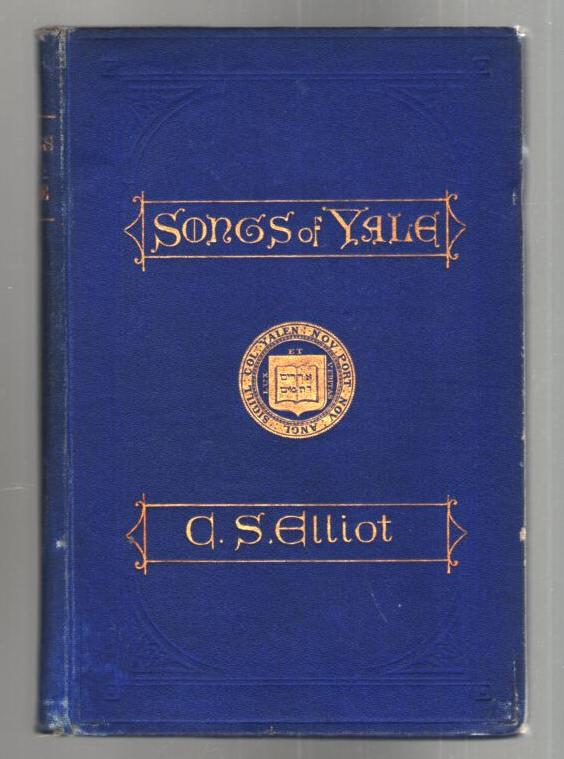 Image for Songs of Yale: A New Collection of College Songs