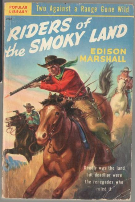 Image for Riders of the Smoky Land