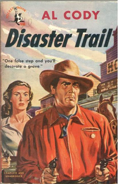 Image for Disaster Trail