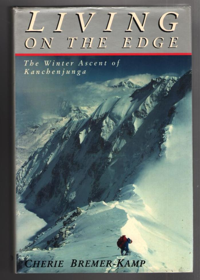 Image for Living on the Edge: The Winter Ascent of Kanchenjunga