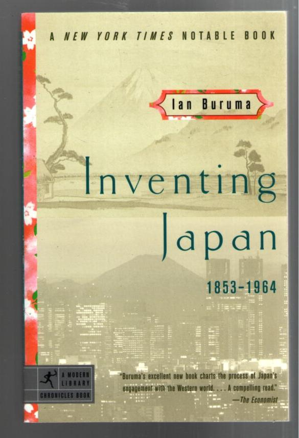 Image for Inventing Japan 1853-1964