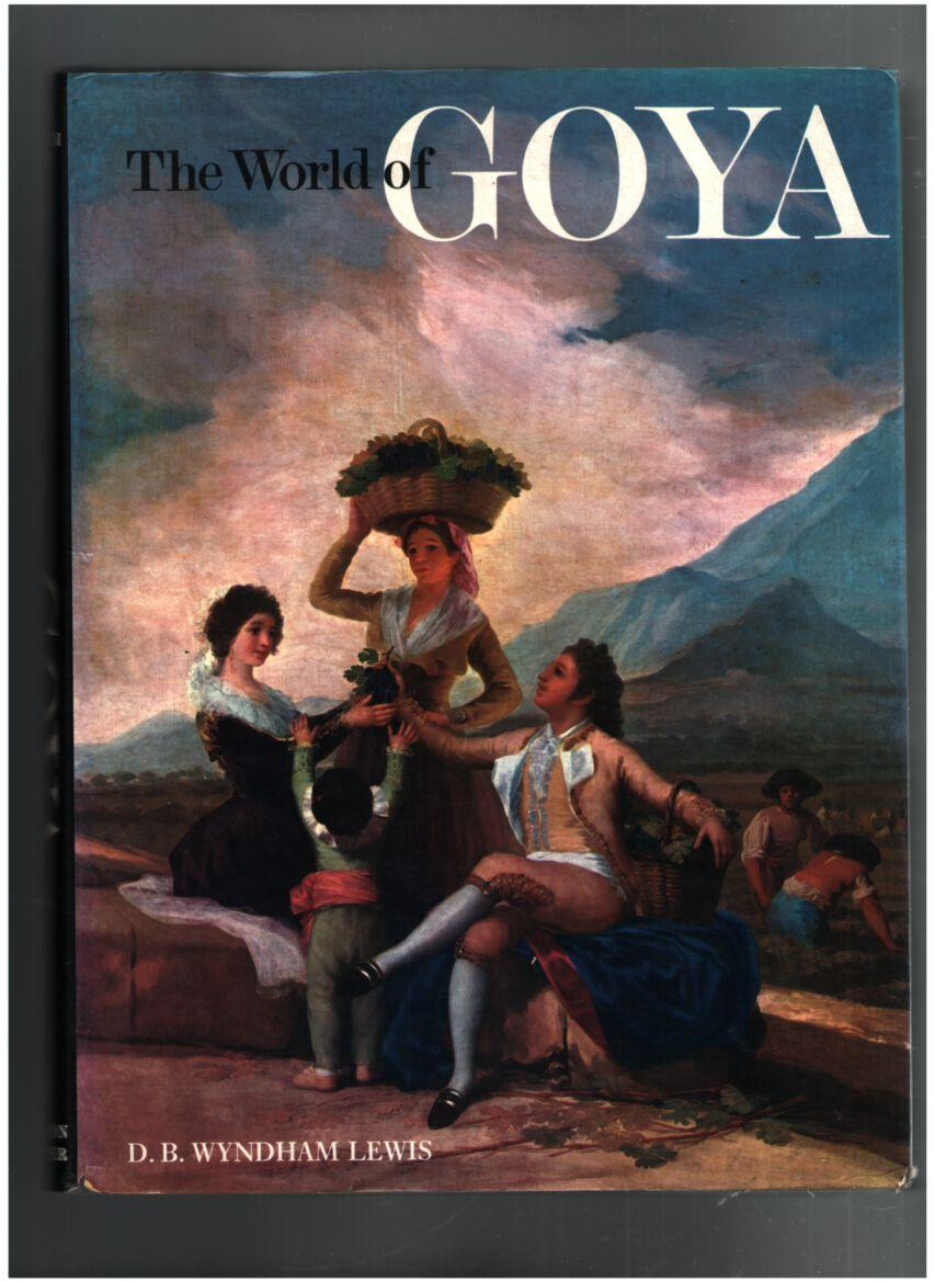 Image for The World of Goya