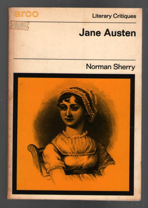 Image for Jane Austen (Arco Literary Critiques)