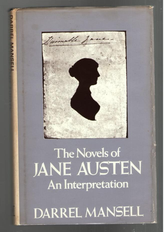 Image for The Novels of Jane Austen : An Interpretation