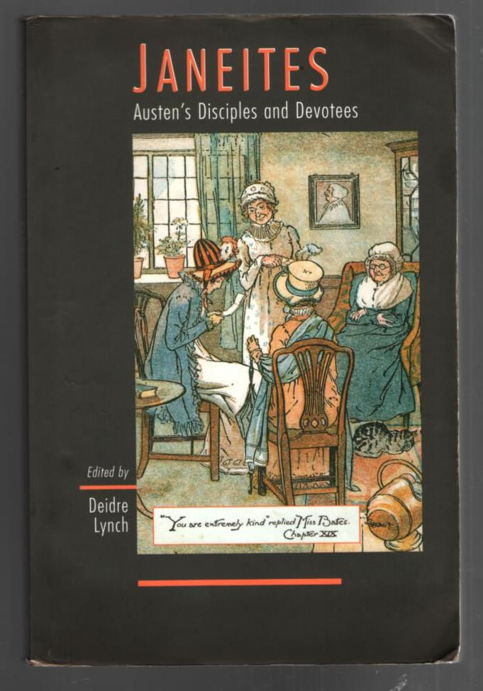 Image for Janeites: Austen's Disciples and Devotees