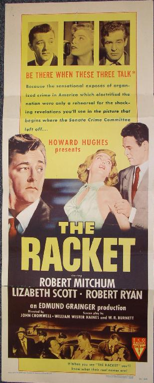 "Image for ""The Racket"""