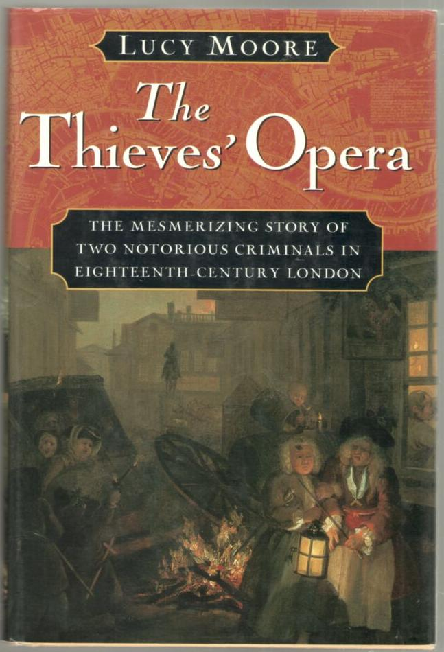Image for The Thieves' Opera