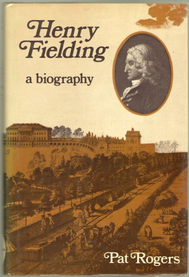 Image for Henry Fielding: A Biography