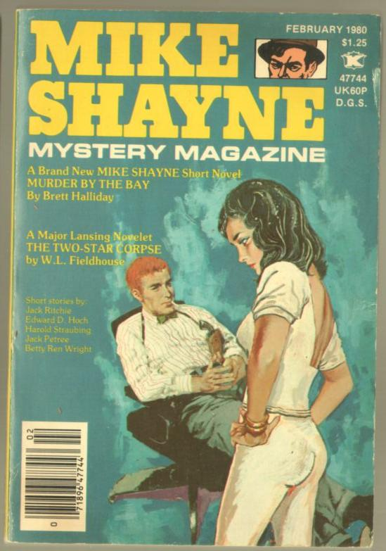 Image for Mike Shayne Mystery Magazine    2/1980