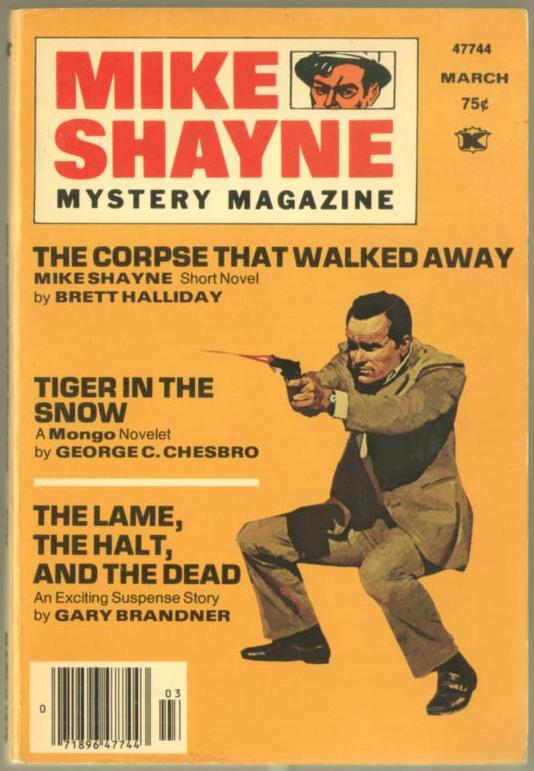 Image for Mike Shayne Mystery Magazine    3/1976