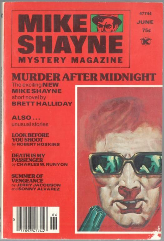 Image for Mike Shayne Mystery Magazine    6/1976