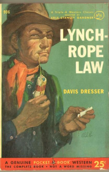 Image for Lynch-Rope Law