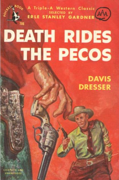 Image for Death Rides the Pecos