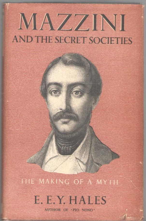Image for Mazzini and the Secret Societies: The Making of a Myth