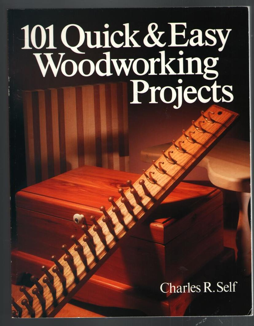 Image for 101 Quick & Easy Woodworking Projects