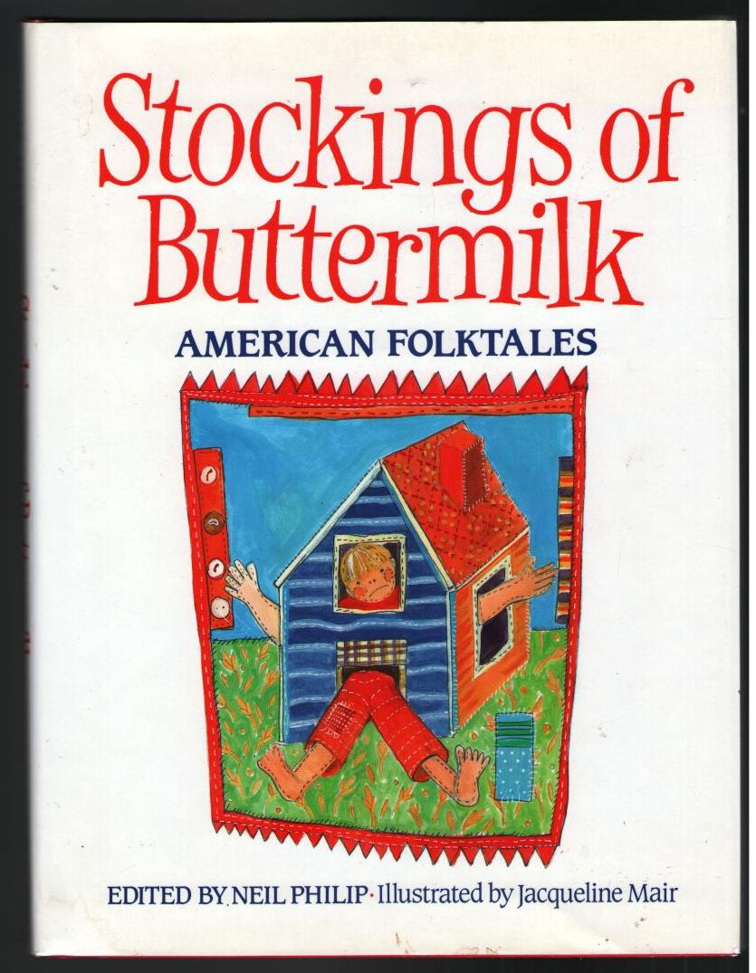 Image for Stockings of Buttermilk: American Folktales