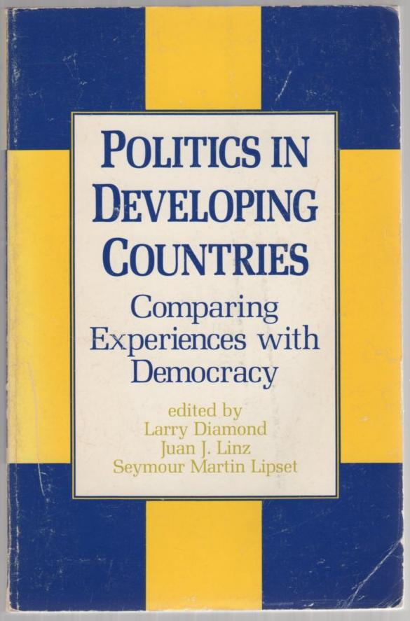 Image for Politics in Developing Countries: Comparing Experiences with Democracy