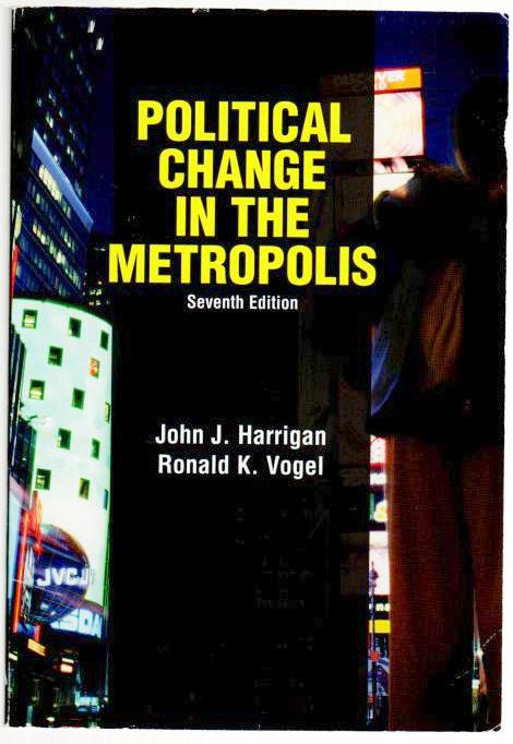 Image for Political Change in the Metropolis