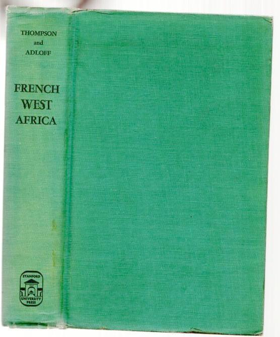 Image for French West Africa