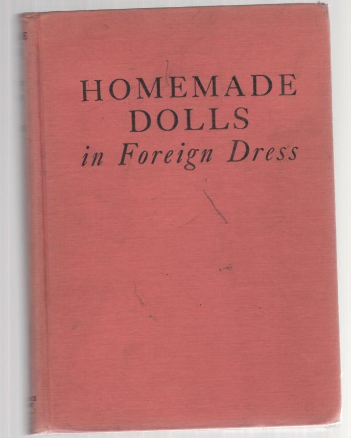 Image for Homemade Dolls in Foreigh Dress