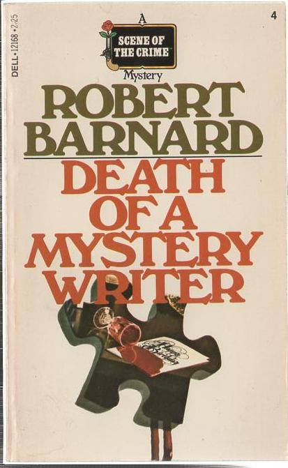 Image for Death of a Mystery Writer