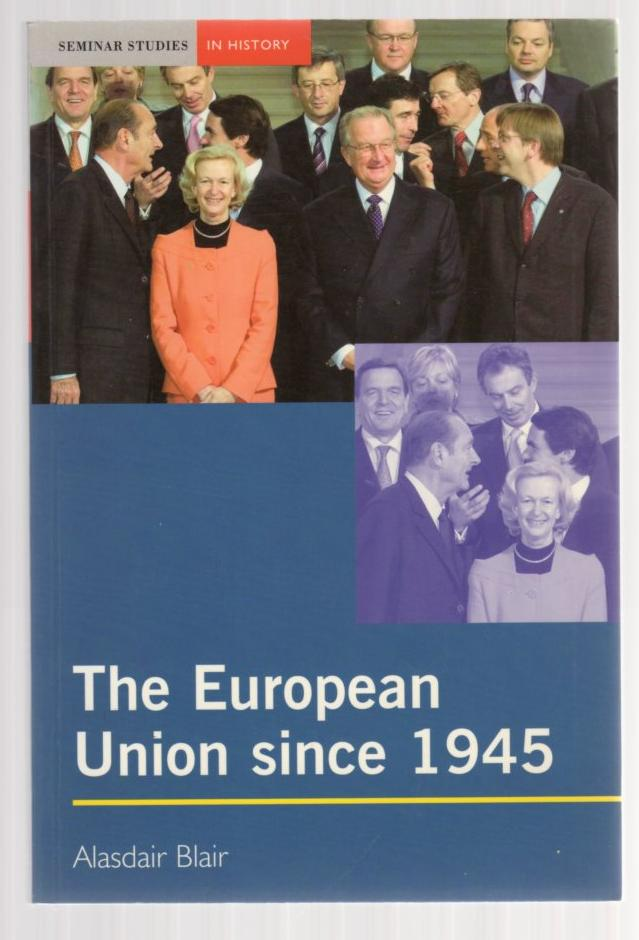 Image for The European Union since 1945