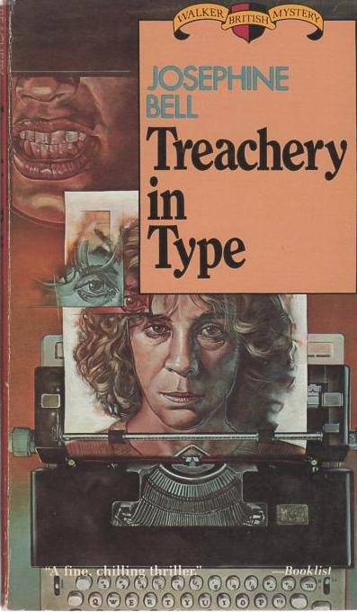 Image for Treachery in Type