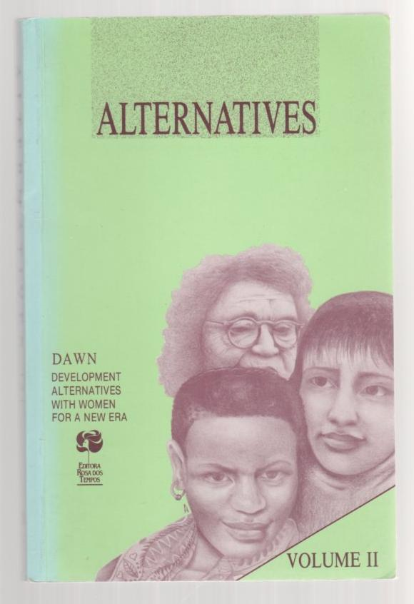 Image for Alternatives: Women's Visions and Movements - Volume II