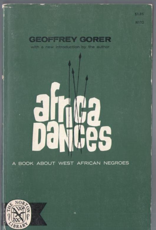 Image for Africa Dances: A Book About West Afrian Negroes