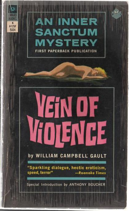 Image for Vein of Violence