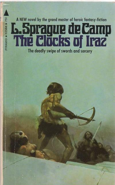 Image for The Clocks of Iraz