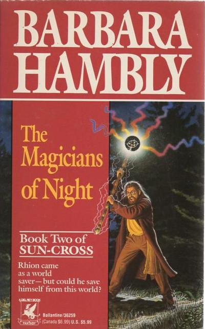 Image for The Magicians of Night: Book Two of Sun-Cross